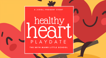 Healthy Heart Play Date - (cool) progeny