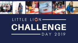 Little Lion Challenge Day 2019