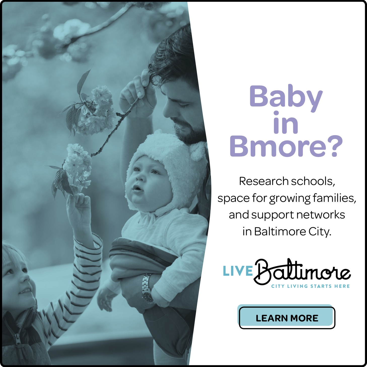 Live Baltimore Ad - February