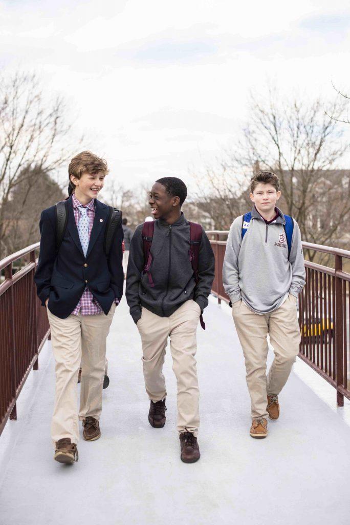 Middle School Boys' Latin