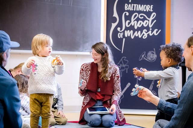Baltimore School of Music Mini Maestros
