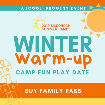 Winter Warm-Up Play Date Ad