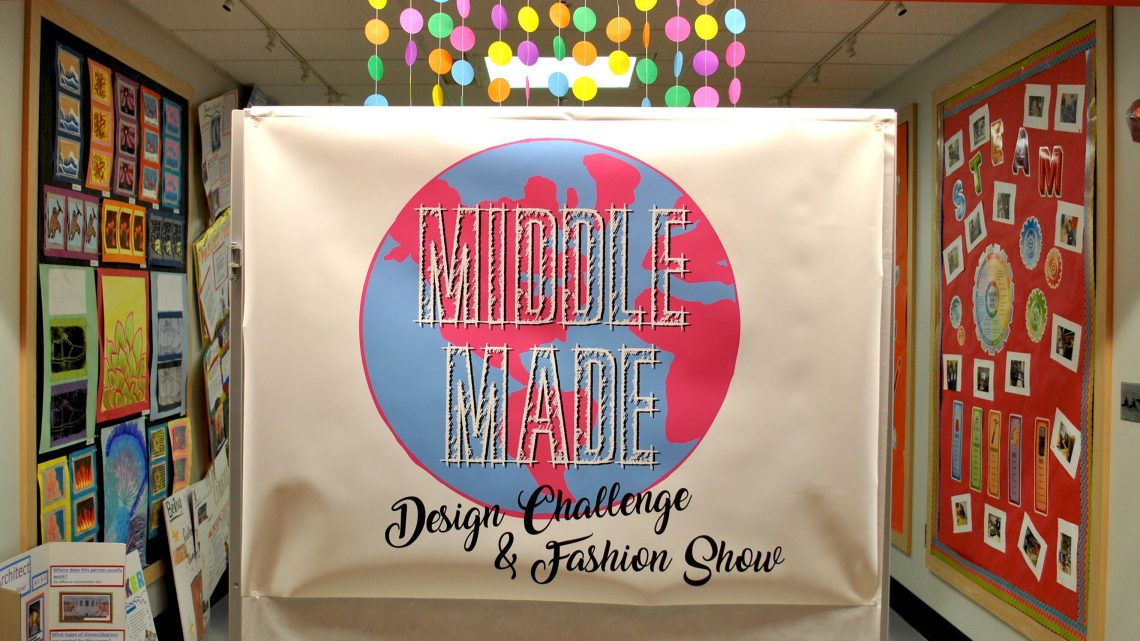 NDP Middle Made Design Challenge