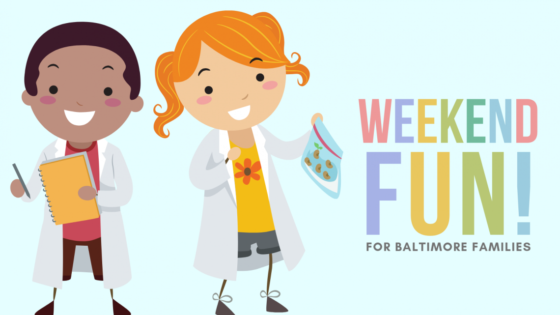 Where to Play! Weekend Fun for Baltimore Families