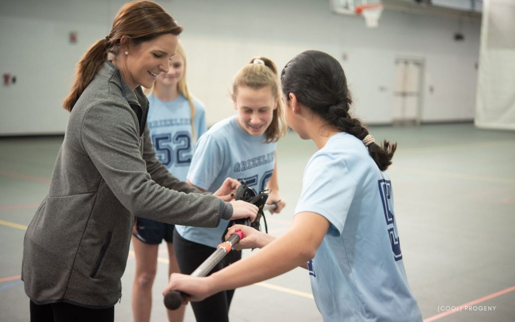 Conversations With Our Daughters - How To Raise an Athlete (cool) progeny