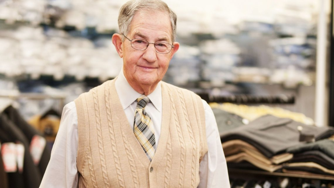 Gilbert Cohen, Cohen's Clothiers