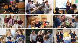 Spring Independent School Open Houses - (cool) progeny
