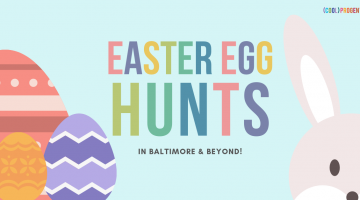 Easter Egg Hunts in Baltimore and Beyond - (cool) progeny