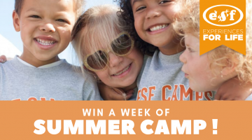 Enter to Win a WEEK OF SUMMER CAMP! - (cool) progeny