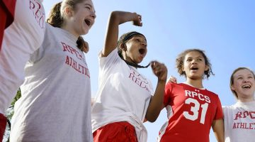 Roland Park Country School Play Like a Red