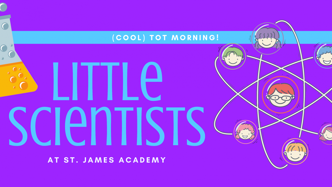 Cool Tots: Little Scientists