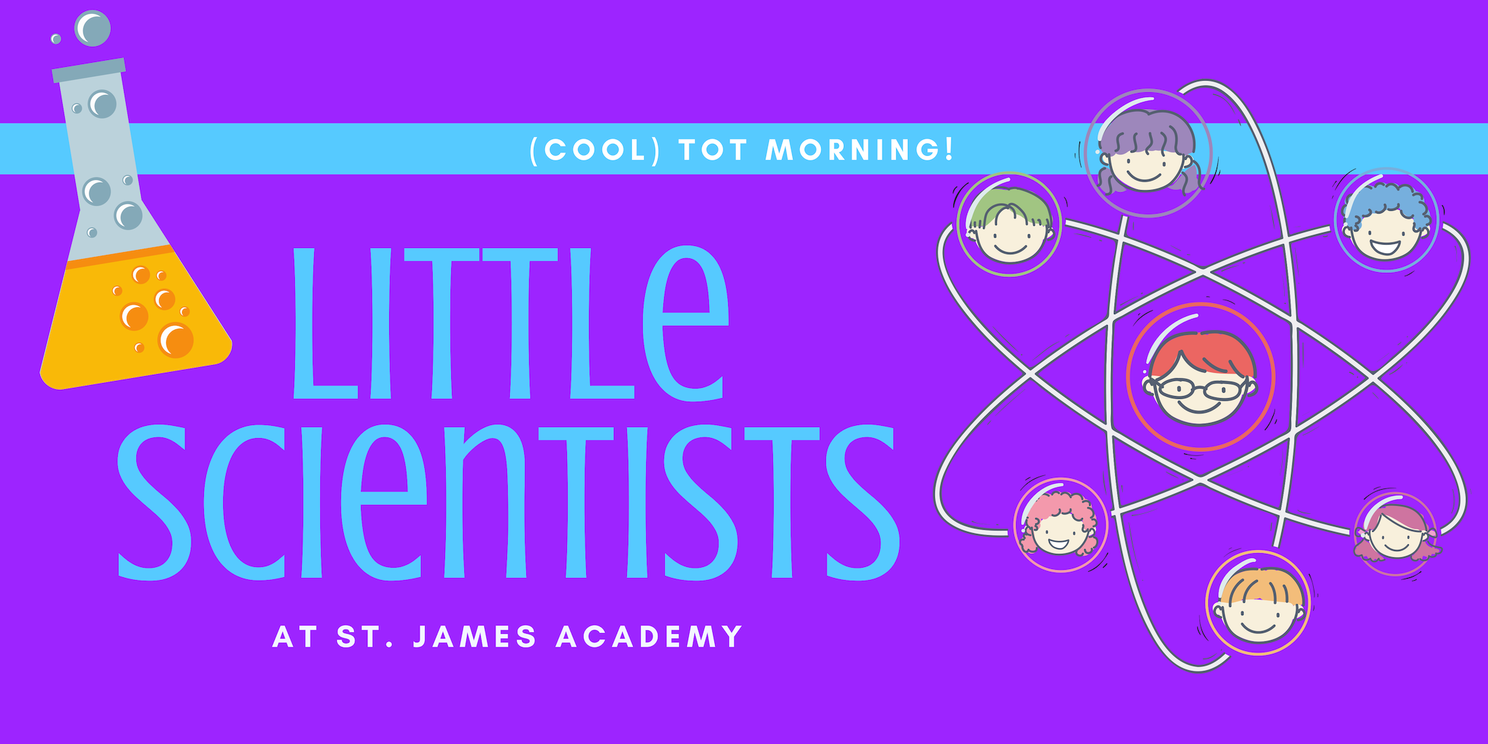Cool Tots: Little Scientists