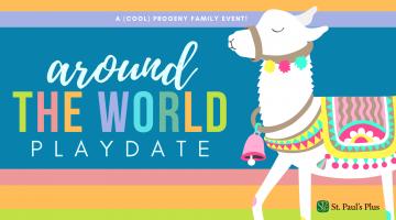 Around the World Play Date
