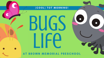 Cool Tot Time: Bugs Life