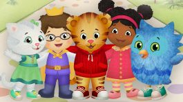 Modell Lyric Daniel Tiger