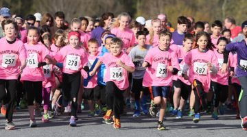 ROAR for Kids - courtesy of CharmCityRun