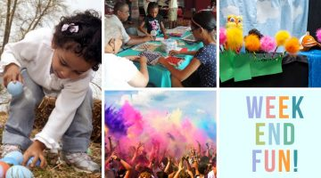 Where to Play! Greater Baltimore Family Events, April 18-20 - (cool) progeny