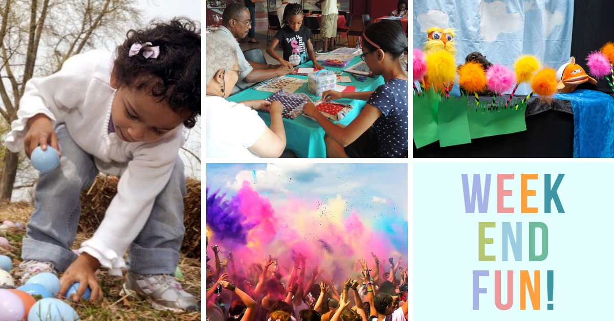 Weekend Family Fun! Baltimore Kid Events, April 19-21 - (cool) progeny