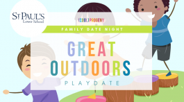 Great Outdoors Play Date