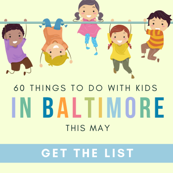60 Things To Do with Kids This May