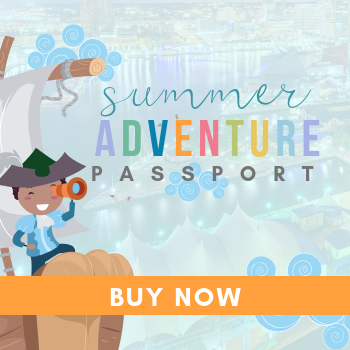 Summer Adventure Passports Now On Sale!