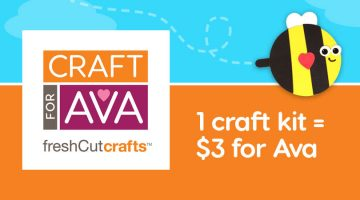 Craft For Ava | Fresh Cut Crafts