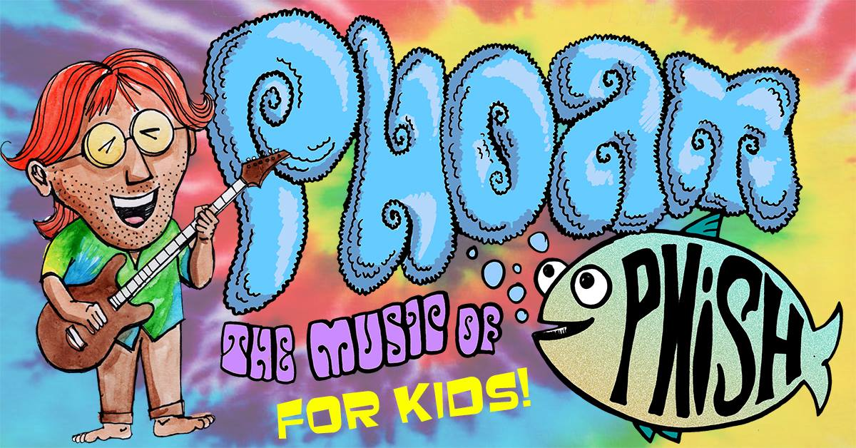 Phish Phoam for Kids