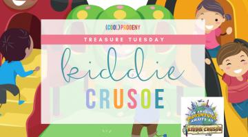 $10 Play at Kiddie Crusoe