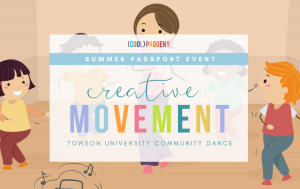 Creative Movement, Towson University