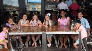 Kid Foodies Take On Mt. Washington Tavern's Crustacean Invasion - (cool) progeny