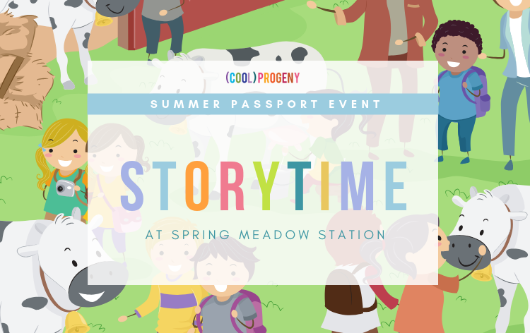 Story Time at Spring Meadow Station