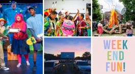 Weekend Fun! Baltimore Family Events, July 19 - 21