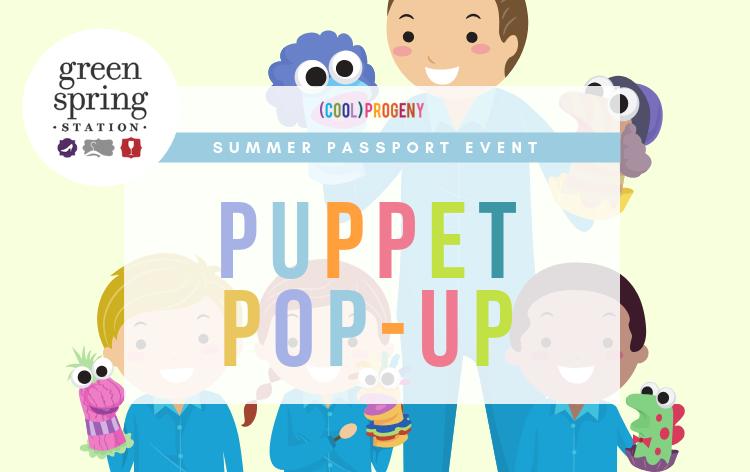 Puppet Pop-Up