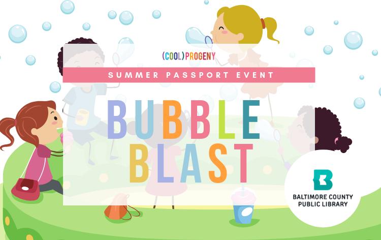 Summer Adventure Bubble Blast