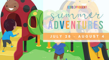 Cool Summer Adventures Week 7