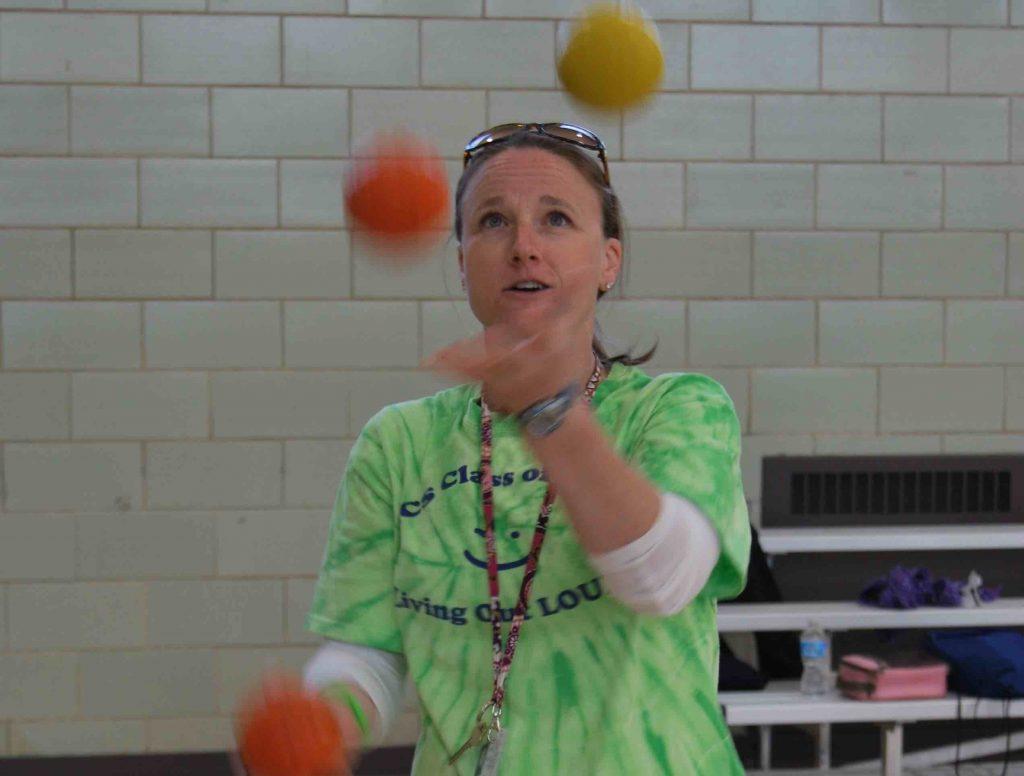 Heather Cucuzella, Principal of Immaculate Conception School