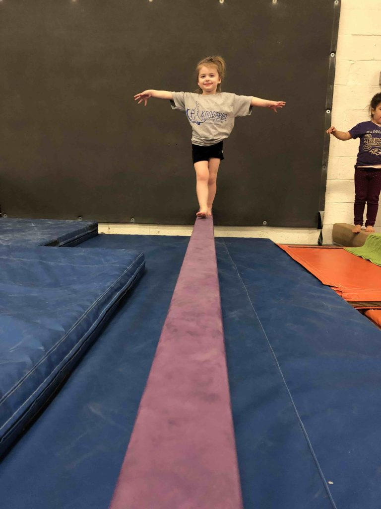Kangaroo Learning Center at Rebounders Gymnastics