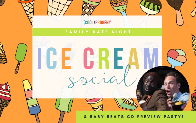 Ice Cream Social and Baby Beats CD Preview Party