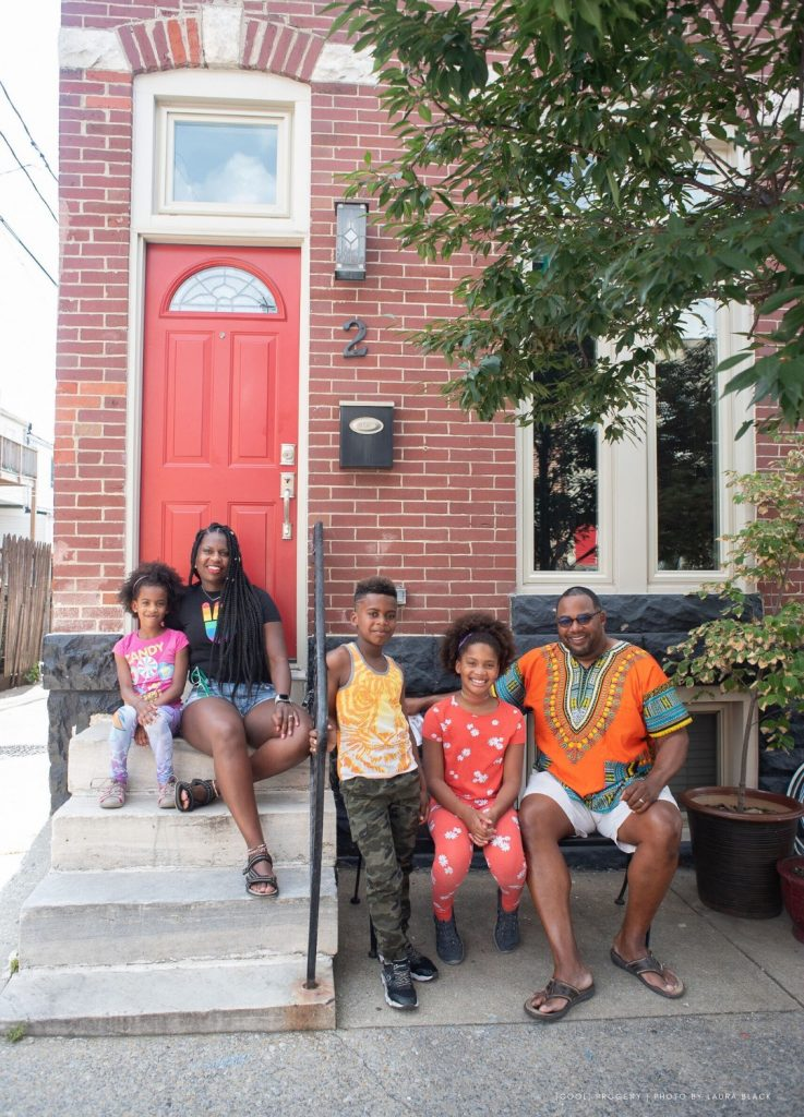 Kid Takeover: Wesby Family - (cool) progeny