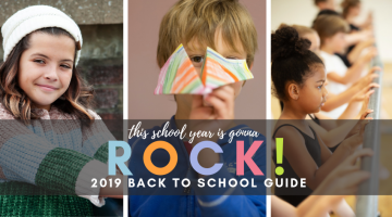2019 Back to School Guide
