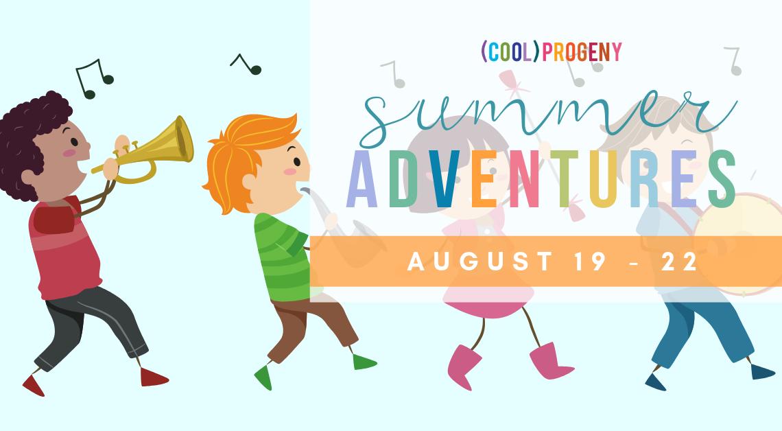 Cool Summer Adventures Week 10