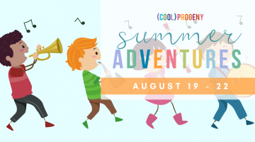 Cool Summer Adventures Week 10