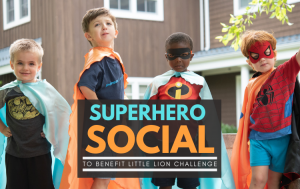 Superhero Social 2019