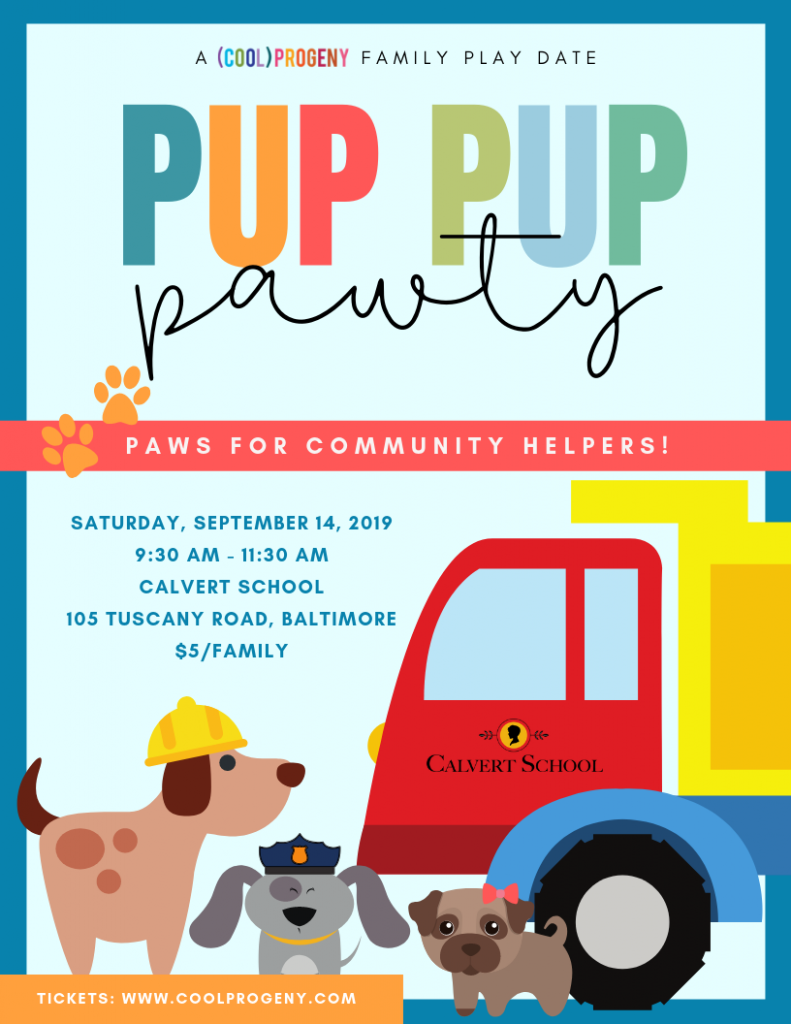 Pup Pup Pawty - (cool) progeny