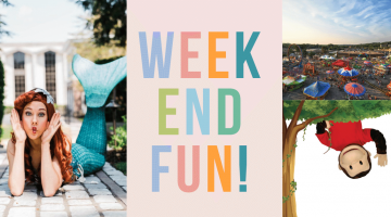 Weekend Fun! Baltimore Family Events this Weekend, August 23-25