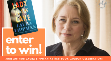 Laura Lippman Book Launch Giveaway