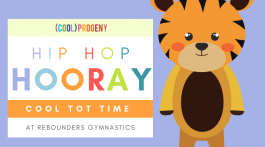 Cool Tot Time: Hip Hop Hooray