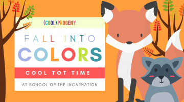 Fall Into Colors Cool Tot Time