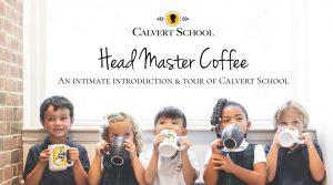 CalvertSchoolHeadMasterCoffee