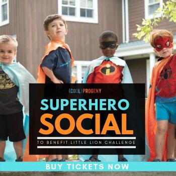 Superhero Social